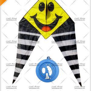 بادبادک لبخند مصری قرقره 15