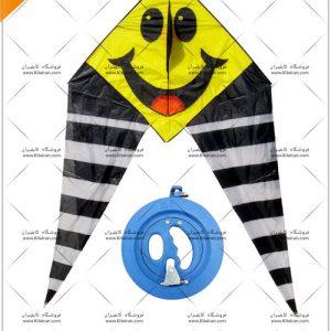 بادبادک لبخند مصری قرقره 18