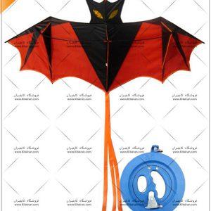 بادبادک خفاش قرمز میله لنسری