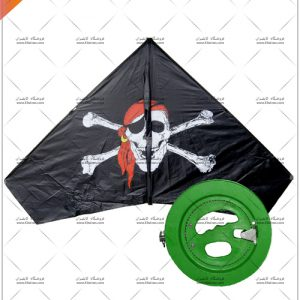 بادبادک دلتا دزد دریایی