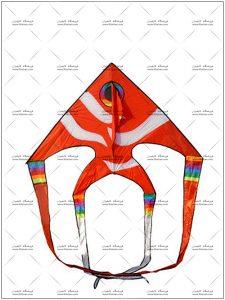 بادبادک ماهی آنجل کمرباریک