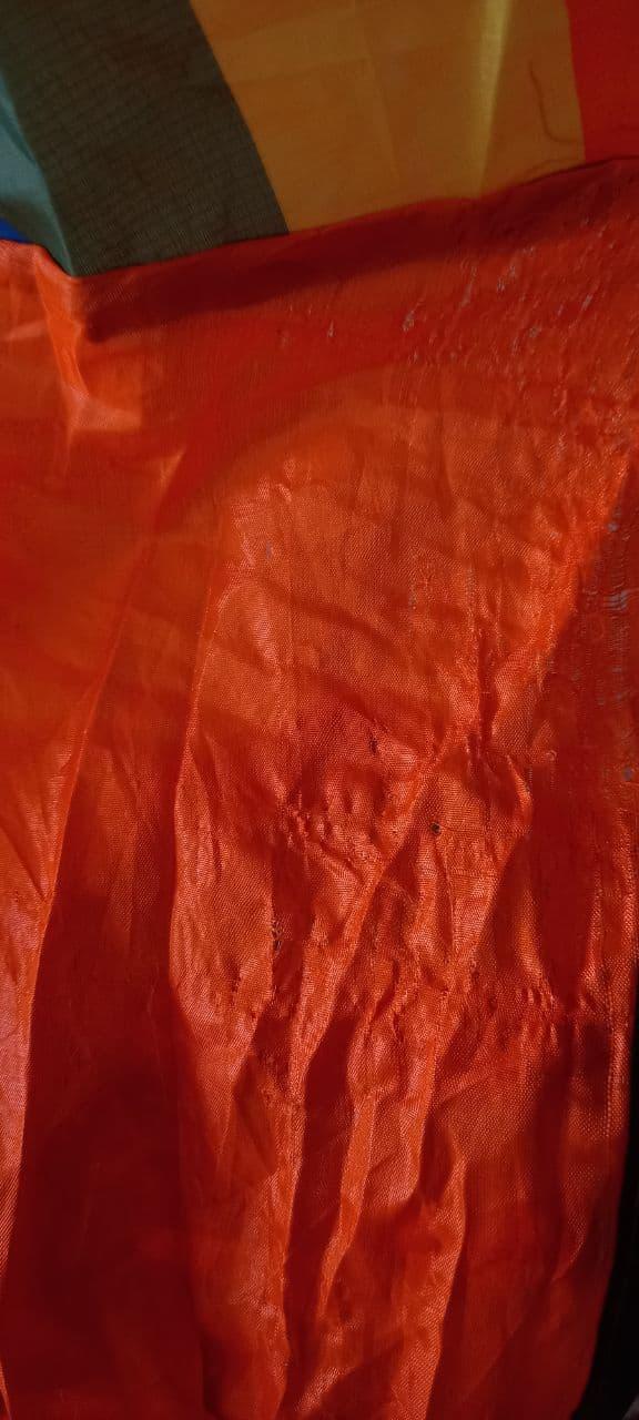 بادبادک ماهی آنجل + قرقره 22 (استوک)